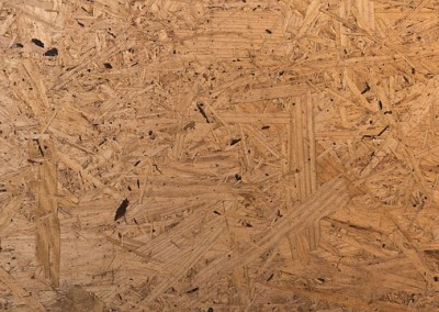 OSB – Oriented strand board